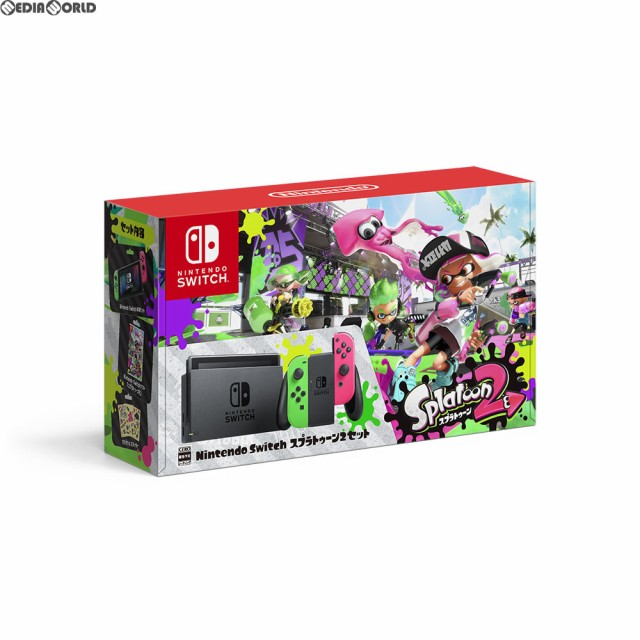 【中古即納】[本体][Switch]Nintendo Switch(ニン...