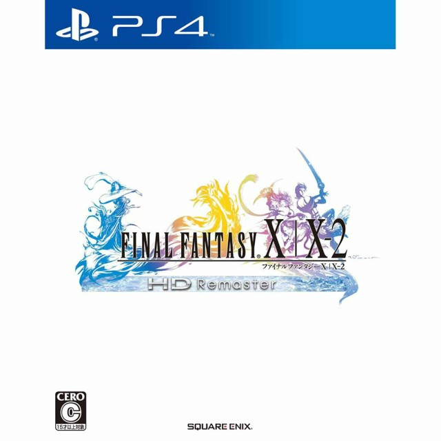 【新品即納】[PS4]FINAL FANTASY X/X-2 HD Remast...