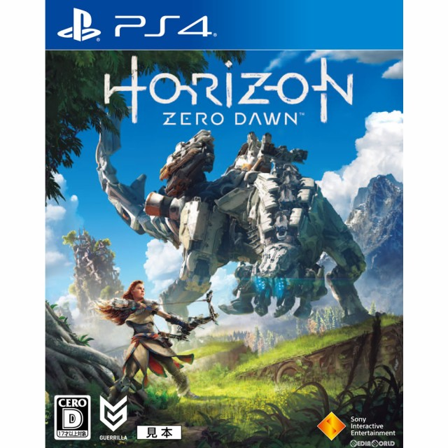 【新品即納】[PS4]Horizon Zero Dawn(ホライゾン ...