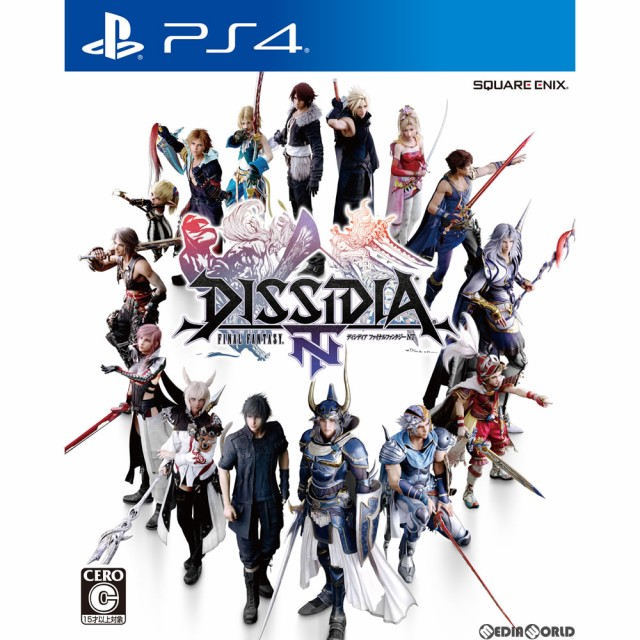【中古即納】[PS4]DISSIDIA FINAL FANTASY NT(デ...