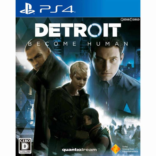 【新品即納】[PS4]Detroit: Become Human(デトロ...
