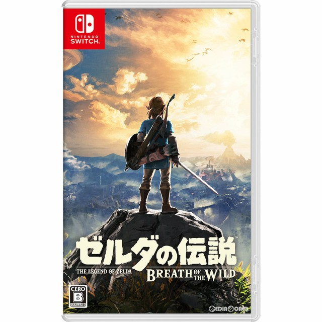 【新品即納】[Switch]ゼルダの伝説 ブレス オブ ...