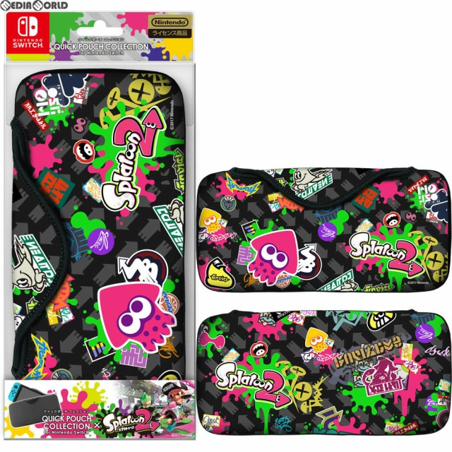 【予約前日発送】[ACC][Switch]QUICK POUCH COLLE...
