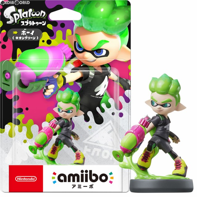 【新品即納】[ACC][Switch]amiibo(アミーボ) ボー...