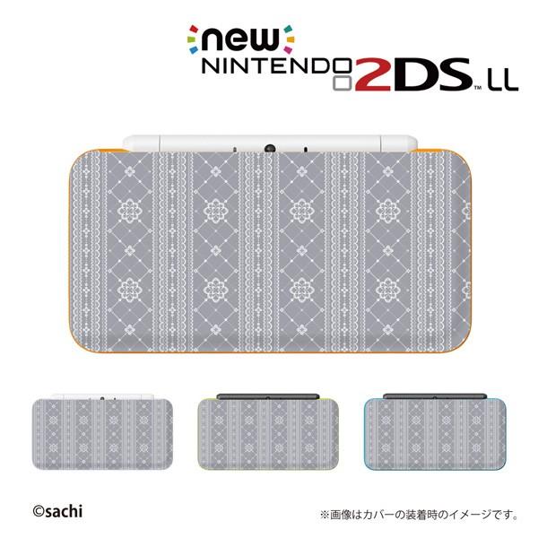 new NINTENDO 2DS LL カバー ケース ハード / か...