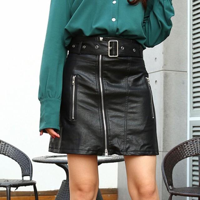 秋新作 大きいサイズ 春 新作 スカート タイト ミ...