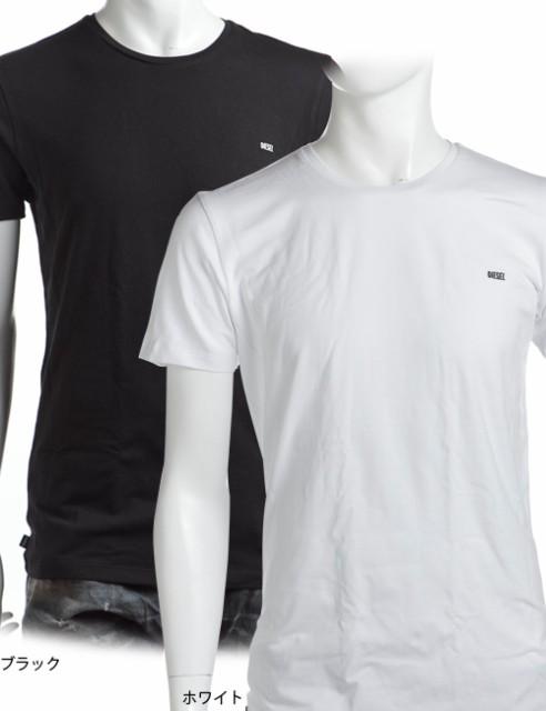 ディーゼル DIESEL Tシャツ アンダーウェア 半袖...
