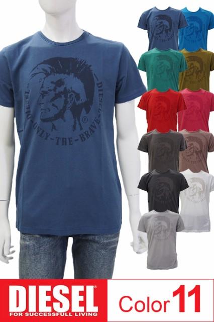 ディーゼル DIESEL Tシャツ メンズ (00S855 00JTS...