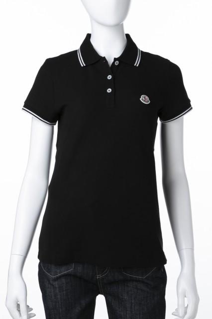 モンクレール MONCLER ポロシャツ ブラック レデ...
