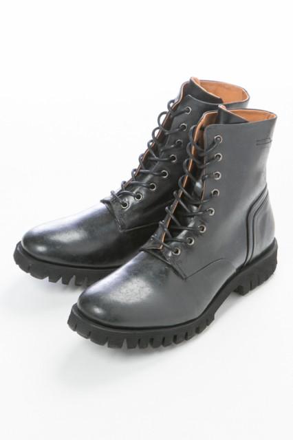 ディーゼル DIESEL ブーツ ブラック メンズ (Y014...