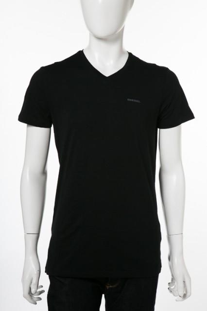 ディーゼル DIESEL Tシャツ アンダーウェア ブラ...