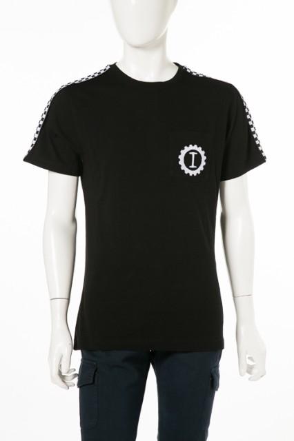 ハイドロゲン HYDROGEN Tシャツ ブラック メンズ ...
