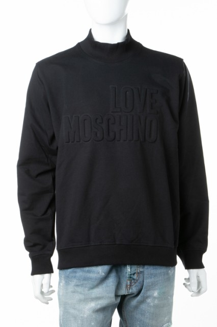 ラブモスキーノ LOVE MOSCHINO トレーナー スウェ...