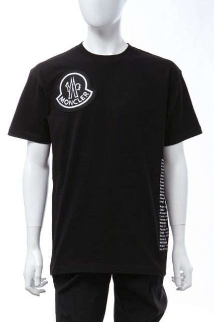 モンクレール MONCLER Tシャツ 半袖 丸首 クルー...