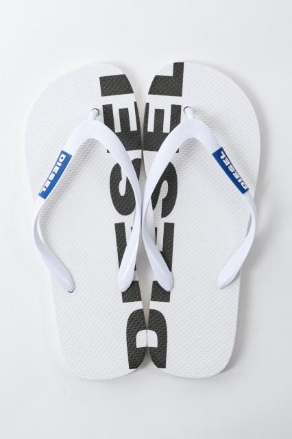 ディーゼル DIESEL サンダル ビーチサンダル 靴 S...