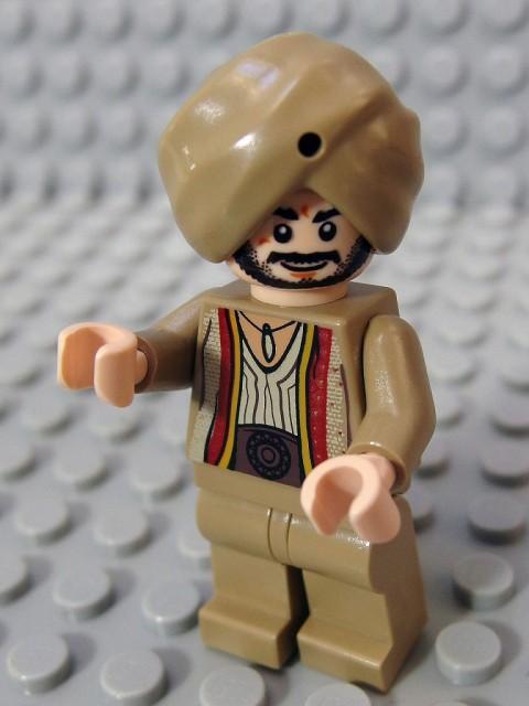 レゴ ミニフィグ プリンスオブペルシャ 009 Sheik...