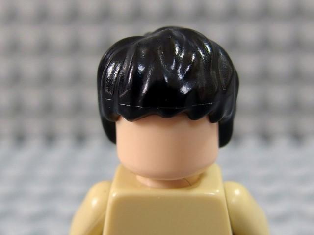 レゴ ミニフィグヘアー 40233-011