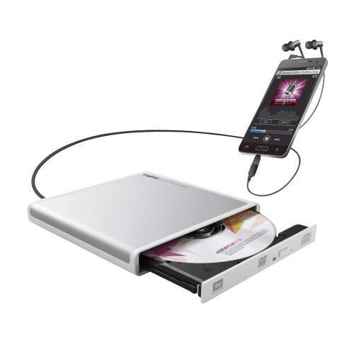 ロジテック Android用CD録音ドライブ/USB2.0/Type...