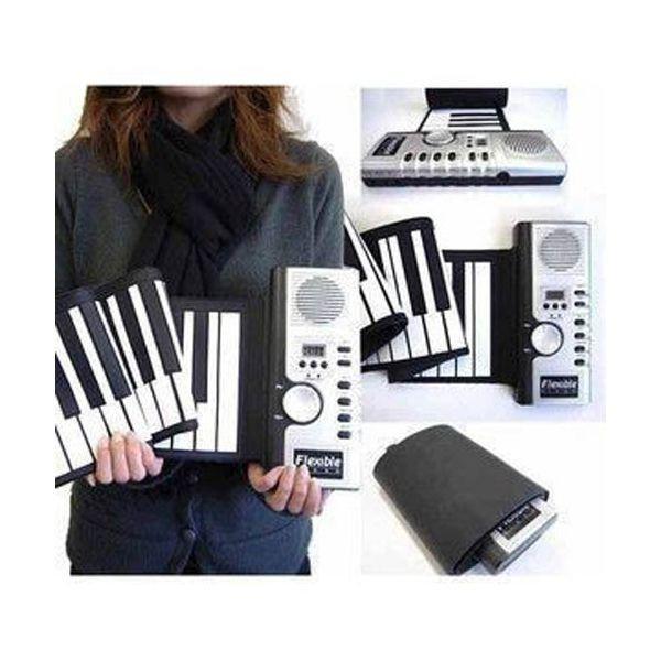 電子ロールピアノ 61キー ロールピアノ FS-SP061