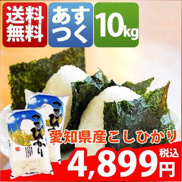 お米 10kg 安い 愛知県 白米 こしひかり 10キロ 2...