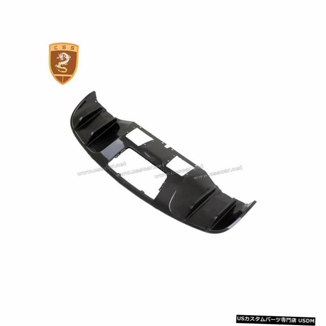 輸入カーパーツ CSSYL高品質ドライカーボンファイ...