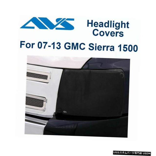 AVS 37808-2007-2013 GMCシエラ1500アクリルスモ...