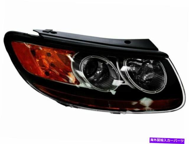 USヘッドライト 2007-2009 Hyundai Santa Feヘッ...