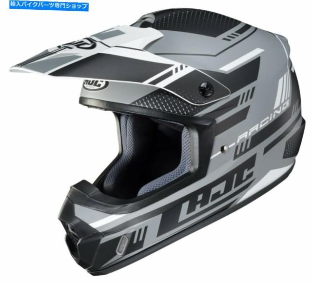 ヘルメット HJC CS-MX2 TRAXモトクロスヘルメット...