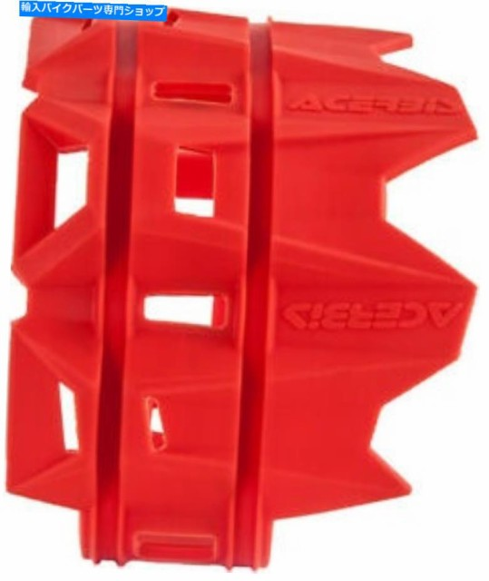 マフラー Acerbis Muffler Protector Red 2676790...