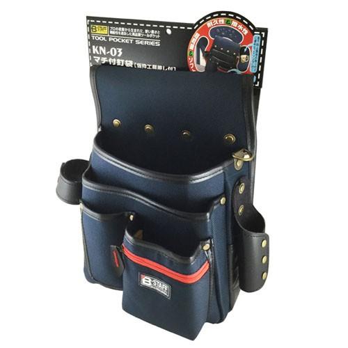 ベストツール ベストマチ付釘袋 KN-03
