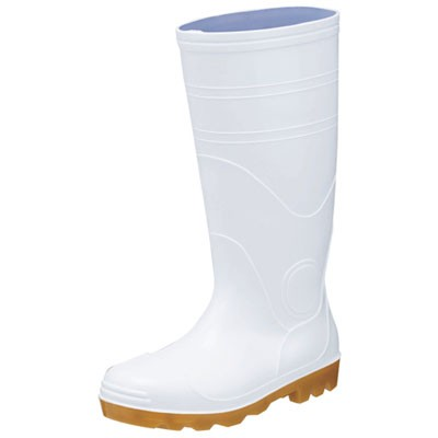 ジーベック 耐油セフティ長靴 29.0cm ホワイト 85...