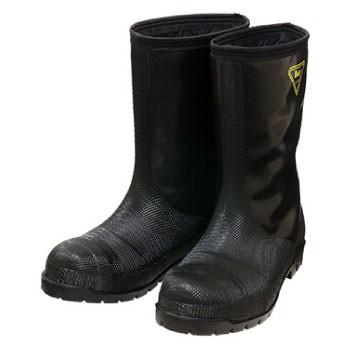 シバタ工業 冷蔵庫長靴-40度 ブラック 25.0cm ※...
