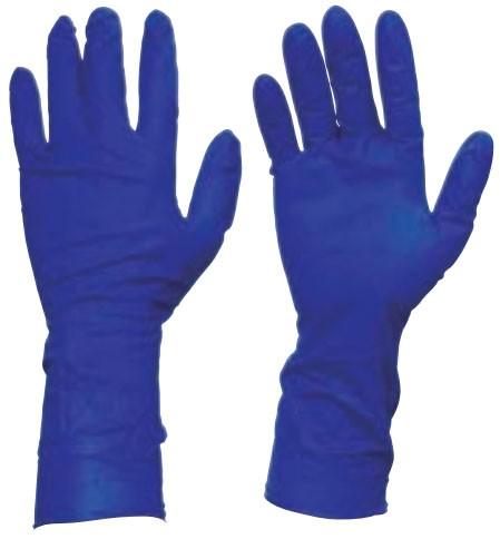 トラスコ 使い捨て天然ゴム手袋 TGプロテクト 厚0...