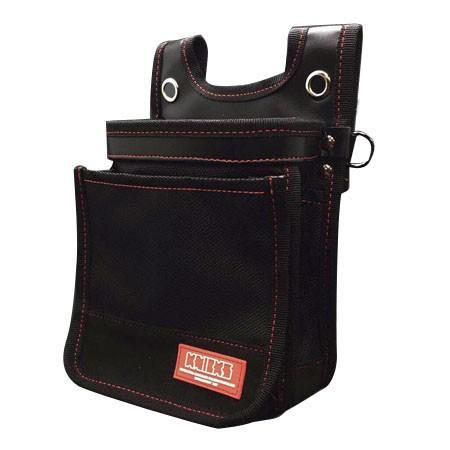 KNICKS(ニックス) D1680建築用2段腰袋 ※取寄品...