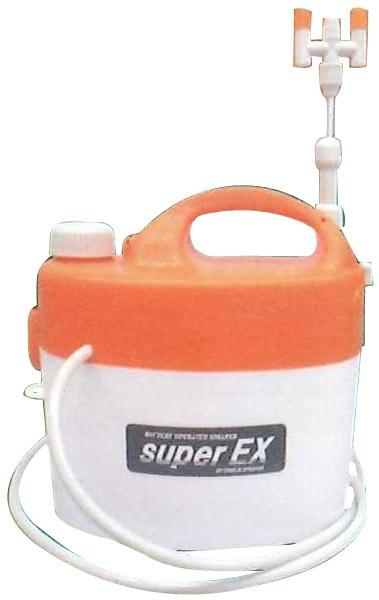 マルハチ産業 電池式噴霧器 SUPER-EX 容量3.0L ※...