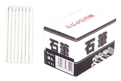 たくみ 石筆 細丸 小箱100本入 6310