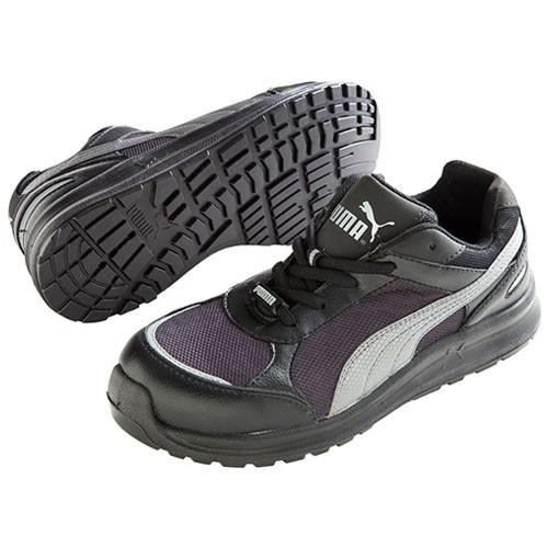PUMA(プーマ) 安全靴 スプリント ブラック ロー...