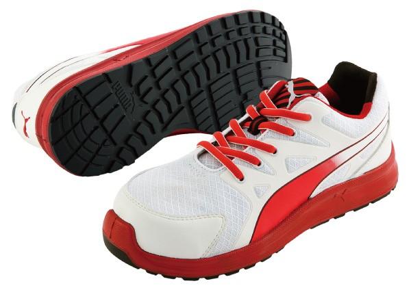 PUMA(プーマ) 安全靴 リレー レッド ロー 26.0c...