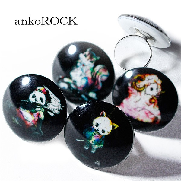 ankoROCK アンコロック リング メンズ リング レ...