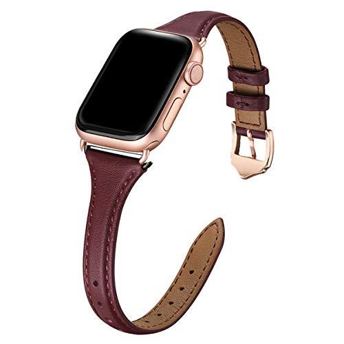 WFEAGL コンパチブル apple watch バンド 38mm 40...