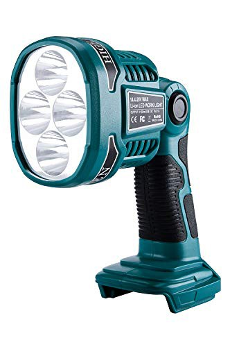 WaxPar 充電式ワークライト マキタ 14.4v18v バッ...