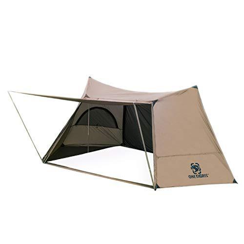 【新品】OneTigris SOLO HOMESTEAD キャンプテン...