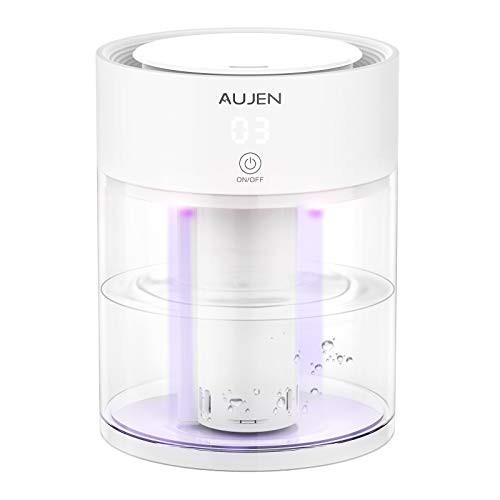 【送料無料】Aujen 加湿器 卓上加湿器 2020最新版...