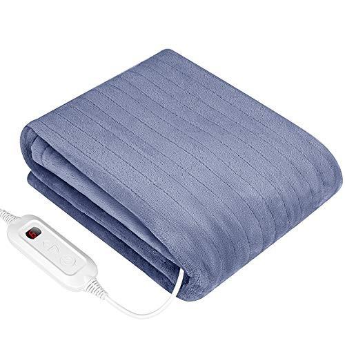 【送料無料】電気毛布 敷毛布 洗える 6段階温度調...
