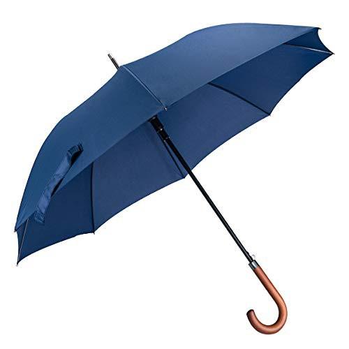 【送料無料】Elejolie傘 紳士傘 頑丈な8本骨 メン...