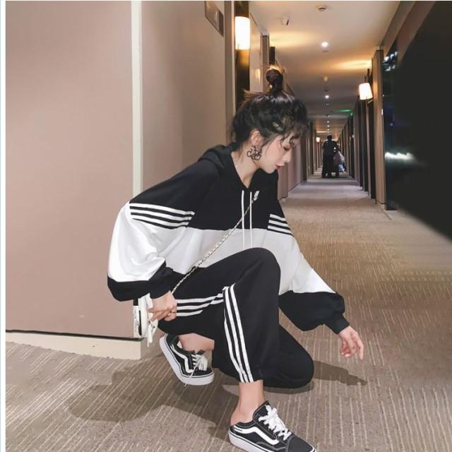 韓国 ファッション レディース 大きいサイズ 体型...
