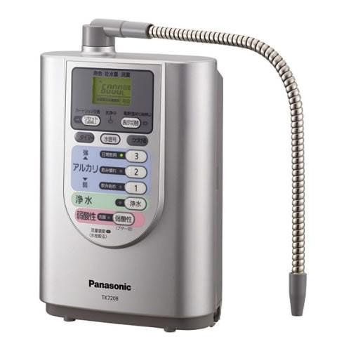 TK7208P-S Panasonic パナソニック  アルカリイオ...