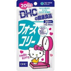 【企画品】DHC フォースコリー*ハローキティデザ...