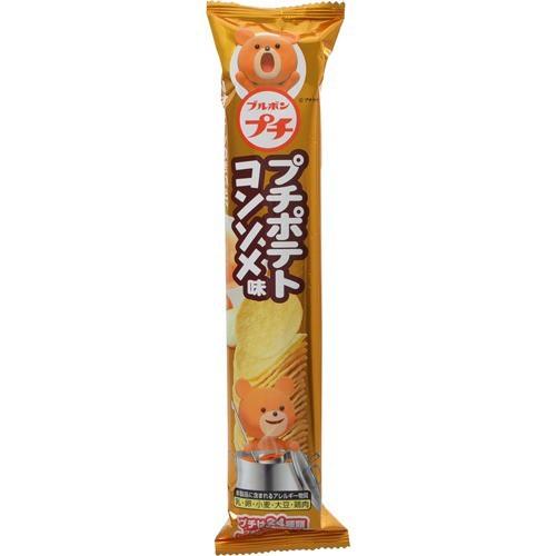 ブルボン プチポテト コンソメ味(45g)[スナック菓...