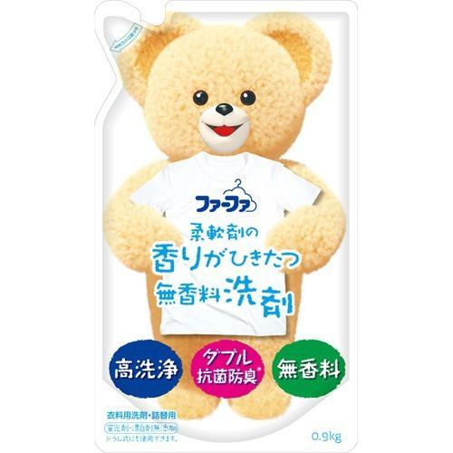 ファーファ 液体洗剤 香りひきたつ無香料 詰替(0....